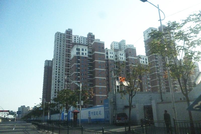 杨浦154街坊政府保障房
